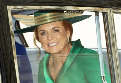 Sarah Ferguson leaves Balmoral Castle early because of Prince Philip