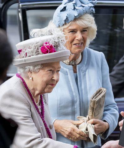 Queen Elizabeth Camilla 3