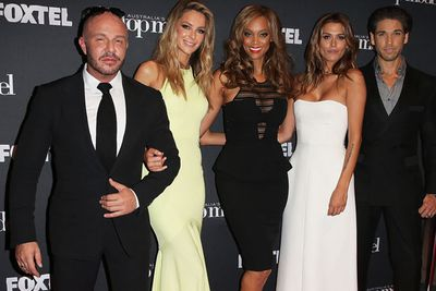 <I>Australia's Next Top Model</I> is back FIXers! And we've got a sneak peek of the top 12 hotties we'll be watching in 2015 <I>right</I> here.<br/><br/>With a host of special guest judges including <b>Tyra Banks</B>, <b>Kelly Osbourne</b> and <b>Alessandra Ambrosio</b> making their way to Oz for season 9 (alongside hosts <b>Jennifer Hawkins</b> and <b>Alex Perry</b>), flick through the 12 top models they've chosen to battle it out for the coveted crown... <br/><br/>Source: FOX8