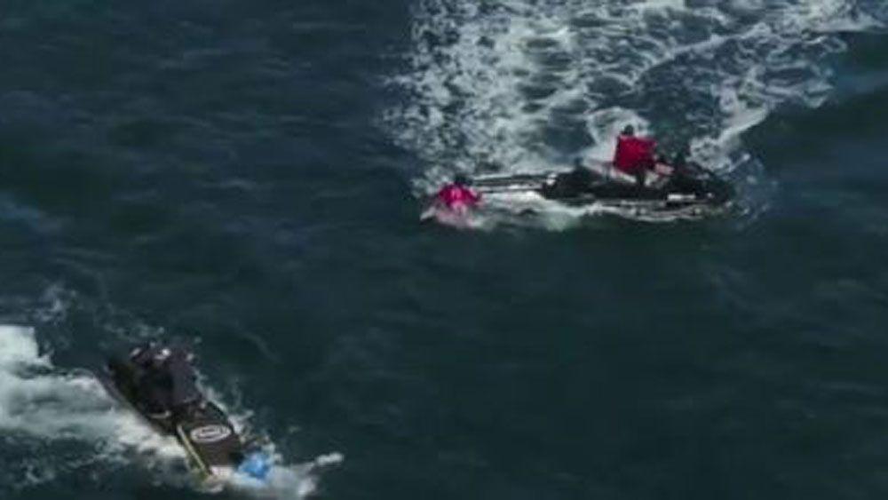 John John Florence wins Margaret River surfing pro after shark scare