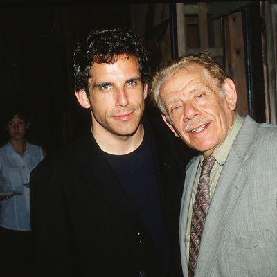 Ben Stiller and Jerry Stiller: 1998