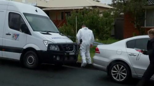 Detectives are now examining the scene and CCTV footage they believe may help in their investigations.