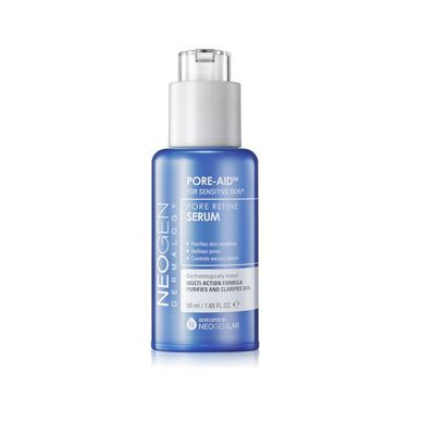 "<p><a href=""https://www.aniqa.com.au/shop/serums/neogen-pore-refine-serum"" target=""_blank"" draggable=""false"">Neogen Pore Refine Serum, $53.</a></p> <p> </p>"