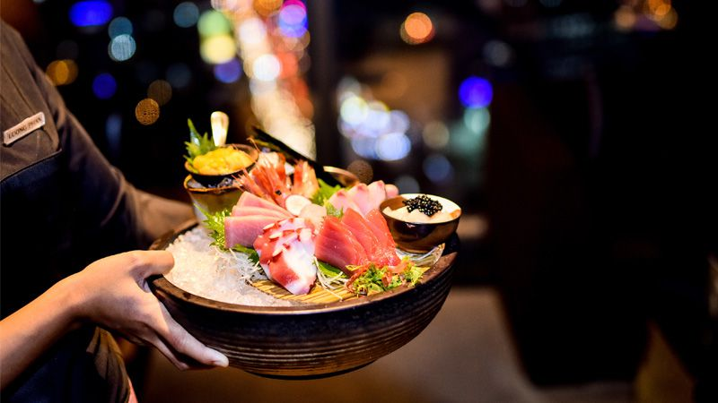 Sashimi recipes