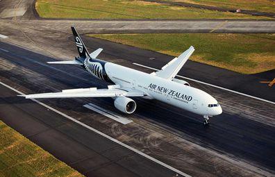 Air New Zealand's 777-300