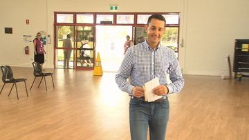 David Crisafulli has confirmed he is a candidate to become the party's new leader.