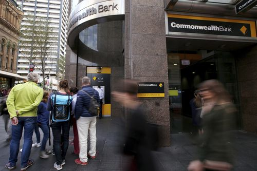 "Commonwealth Bank branches are everywhere. But Rhiannon found, it was the smaller banks with less ""presence"" that gave her more bang for her buck. (AAP)"
