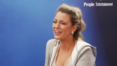 Blake Lively is unrecognisable on the set of 'The Rhythm Section'