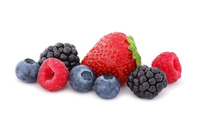ENCOURAGE: Berries — whole, not juiced