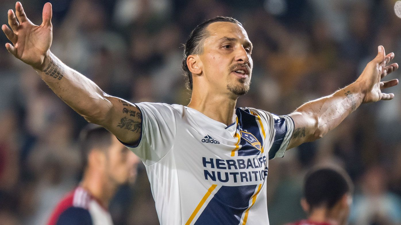 Zlatan Ibrahimovic guest player bid confirmed by A-League club Perth Glory