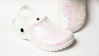 Bridal Crocs