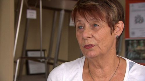 Former neighbour Carol Groom says the Crabtrees seemed just like any other family. (9NEWS)