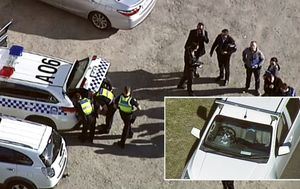 Man charged over alleged Hume Highway shooting in Craigieburn