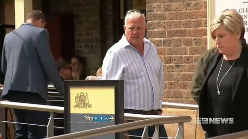 Father and widower Darren Bullock said his family are seeking closure. (9NEWS)
