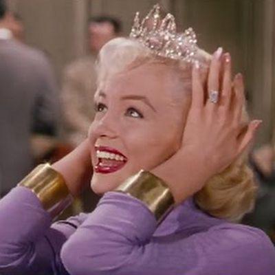 4. Gentlemen Prefer Blondes (1953)