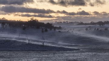 Queensland cold weather (File).