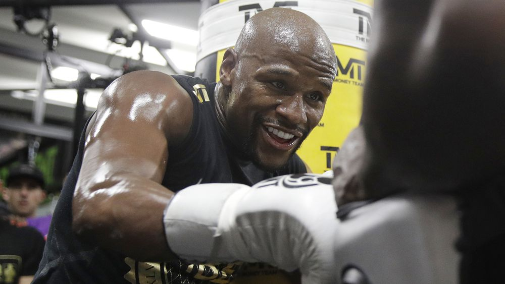 Floyd Mayweather to make $31 million in sponsorship deals before fight against Conor McGregor