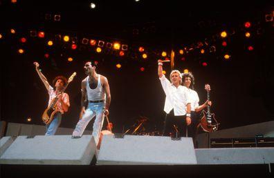 How 'Bohemian Rhapsody' movie recreated 1985's Live Aid