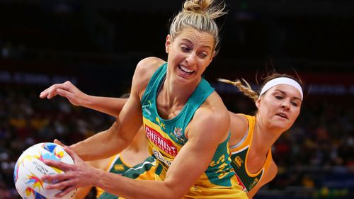 Laura Geitz and her Netball team is a medal prospect for the 2018 Commonwealth Games