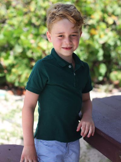 Prince George turns 6, July 2019