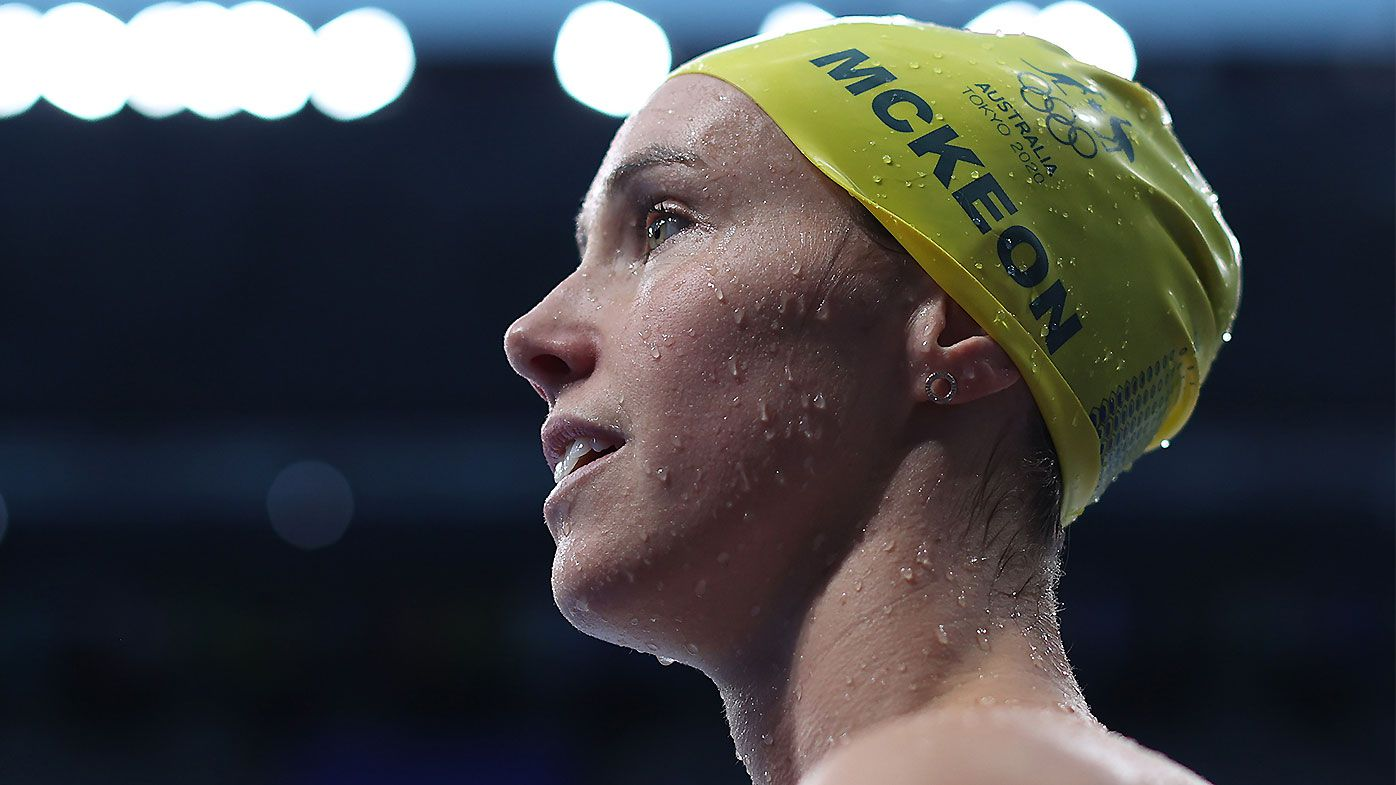 Tokyo Olympics 2021: Emma McKeon and Caeleb Dressel in rare air after gold medal dominance