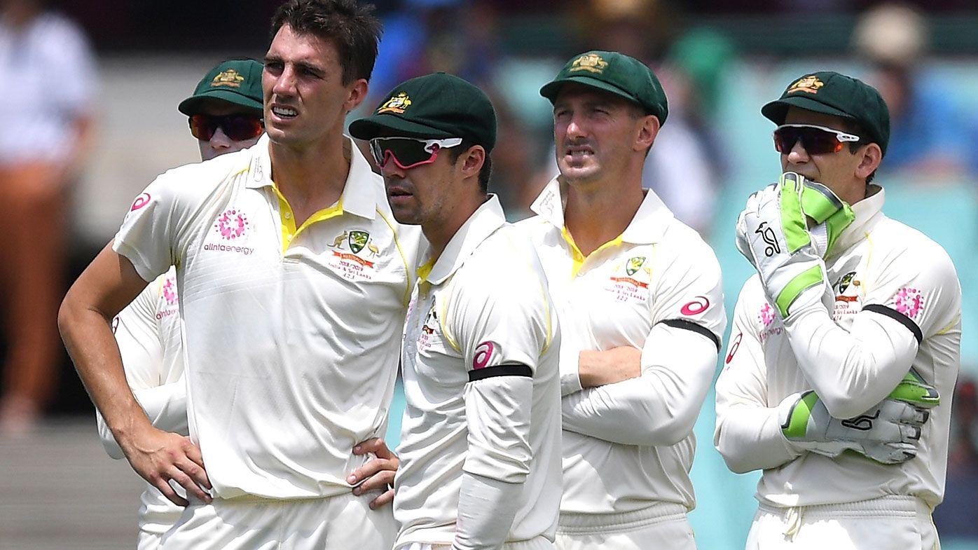 Australia vs India Fourth Test SCG