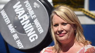 <strong>LOSER</strong><br> Natasha Griggs (CLP, Solomon, NT) - hurt by NT political issues.