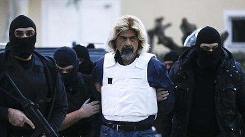 Greek fugitive caught after year on the run