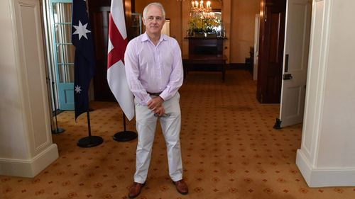 Malcolm Turnbull led the republican movement in the 1990s. (AAP)
