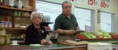 Catherine Scorsese and Vinny Vella