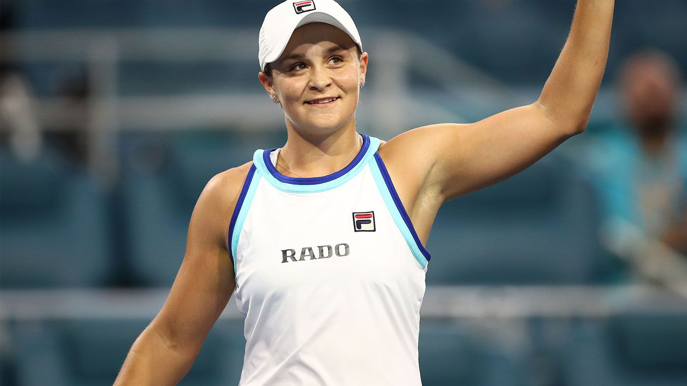 Ash Barty could get to world No.1: Todd Woodbridge
