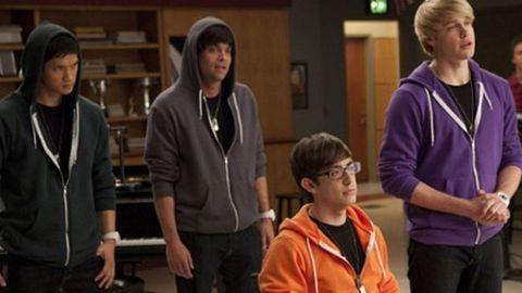 Video: Glee gets Bieber fever