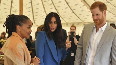 The special people at Meghan Markle's side for the birth of her son