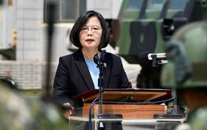 Taiwan risks being caught up in US-China power struggle