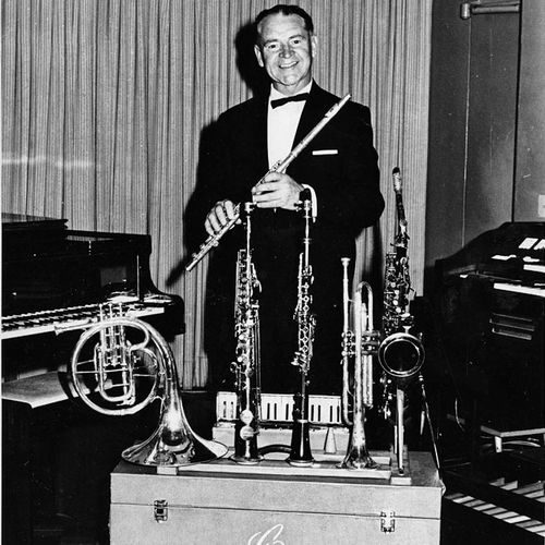 Colin Bergensen was a was band leader at the Palais, Adelaide in 1948 and was later inducted into the ABC Hall of Fame for his musical achievements.