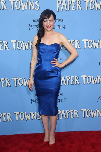 Lena Hill in Zac Posen