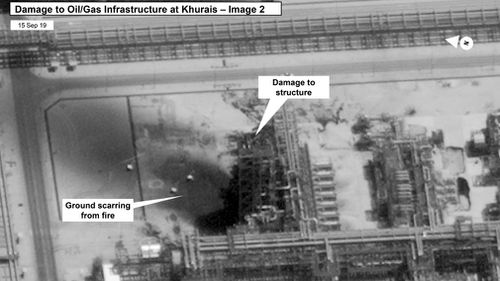 190920 Saudi Arabia oil facility drone missile attack air defense systems Middle East US Iran news World