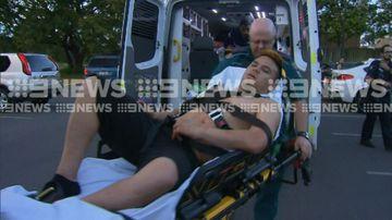Man turns up to Queensland bar with gunshot wounds