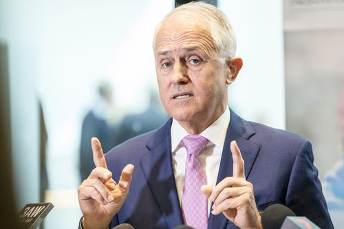 Prime Minister Malcolm Turnbull is facing a tough road to pass his energy policy. Picture: AAP
