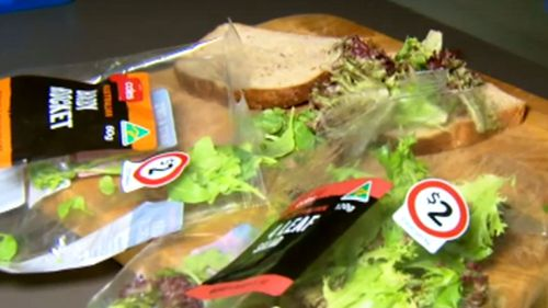 Health officials confirm pre-packaged salad contamination may have caused up to 144 cases of salmonella nationwide