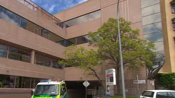 Two children were undergoing surgeries at the time. Picture: 9NEWS