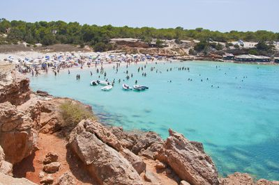13. Cala Saona – Formentera, Spain