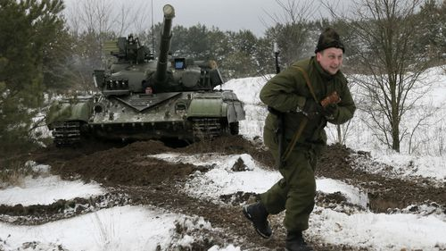 New Ukraine fighting a 'colossal threat' as 24 killed