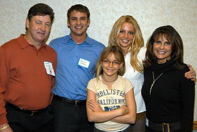 <b>Britney Spears's parents</b><p><br/>After signing their little girl up to the Mickey Mouse club as a youngster and then pushing her into a pop career, Britney's parents (far left and far right) micromanaged their daughter until she was incapable of taking care of herself, or her kids. After the inevitable meltdowno, dad Jamie was made her legal guardian and he reportedly still checks to make sure she's wearing underwear every time she leaves the house.<br/>