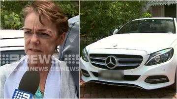 Mum with terminal cancer chases 'would-be car thieves'