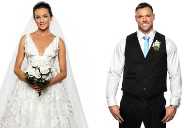 Married at First Sight: Bronson and Ines