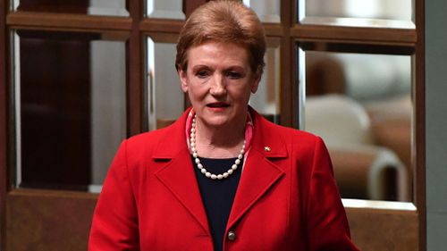 Queensland MP Jane Prentice said that there were only nine signatures on the petition.