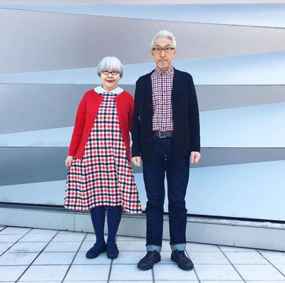"""<p>After meeting Japanese retirees Bon and Pon, you may well begin to question what your own parents are doing with their retirement.</p> <p>Not your average <a href=""""http://https://www.instagram.com/bonpon511/?hl=en"""" target=""""_blank"""" draggable=""""false"""">Instagram stars</a>, Bonpon511 - otherwise known as Tsuyoshi and Tomi Seki &ndash; are fashion&rsquo;s latest Instagram stars.</p> <p>With more than 700,000 followers, the couple have dedicated their page to posting images of themselves in co-ordinated outfits and it&rsquo;s, well, everything.</p> <p>They are now so in demand they're about to launch their own clothing range in a Japanese department store,Isetan Mitsukosh.&nbsp;</p> <p> And they&rsquo;re not stopping there.</p> <p> The loved-up pair, who have been married 38 years, have two published books celebrating married life.</p> <p>Chick through to check out some of their most popular Instagram posts...</p> <p></p>"""