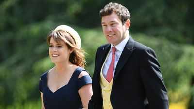 Princess Eugenie and Jack Brooksbank are engaged