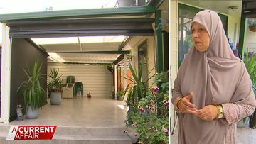 Grandmothers Public Housing battle over a pergola
